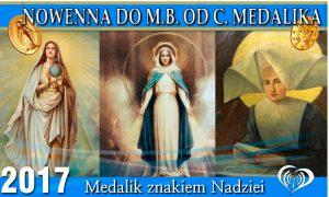 Święto MB od Cudownego Medalika - TRIDUUM @ Warszawska 8