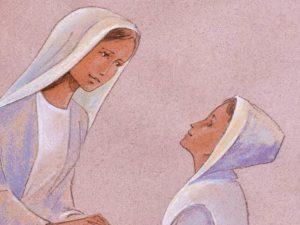 CZUWANIE Z MARYJĄ @ Dom prowincjalny