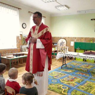 Msza św. w przedszkolu